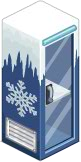 Harvestable-Ice Cooler e