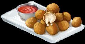 Recipe-Mozzarella Bites