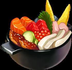 Recipe-Chirashi