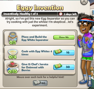 Eggy Invention