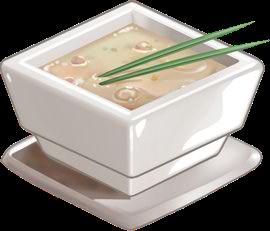 Recipe-Wild Onion Bisque