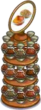 Harvestable-Spice Rack