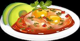 Recipe-Huevos Rancheros