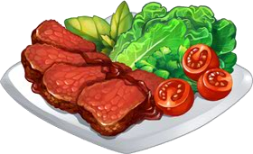 Recipe-Spicy Beef Salad