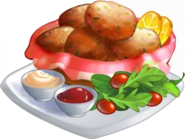 Recipe-Beef Croquettes