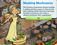 Meeting Mushrooms