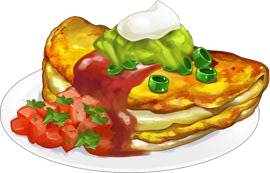 Recipe-Southwestern Omelette