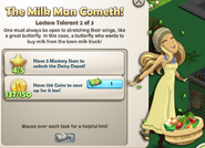 The Milk Man Cometh!