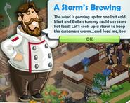 A Storm's Brewing