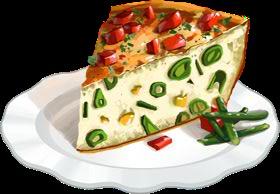 Recipe-Green Bean Frittata