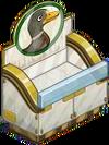 Harvestable-Duck Freezer e