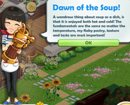 Dawn of the Soup!