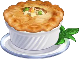 Recipe-Chicken Pot Pie