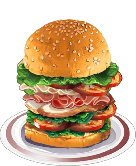 Recipe-Towering Turkey Sandwich