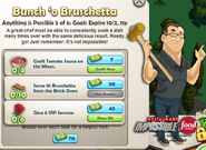 Bunch 'o Bruschetta