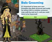Bale Grooming