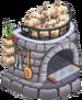 Station-Garlic Oven