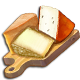 Material-Cheese Board
