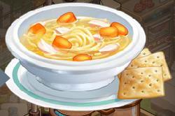Cozy Chicken Noodle Soup