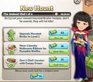 New Haunt