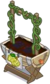 Harvestable-White Grape Planter e