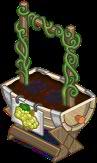 Harvestable-White Grape Planter e
