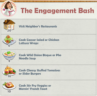 -The Engagement Bash Catering Event