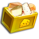 Material-Cheese Crate