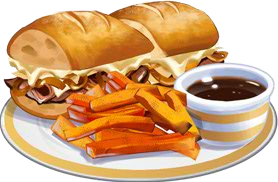 Recipe-French Dip