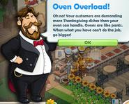 Oven Overload!