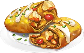 Recipe-Chimichanga