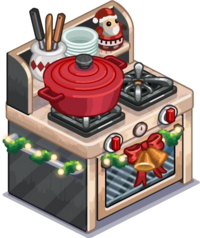 Station-Holiday Spice Oven