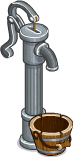 Harvestable-Water Pump
