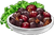 Recipe-Sweet Roasted Grapes