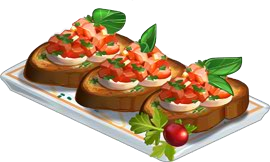 Recipe-Bruschetta