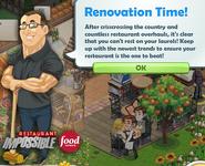 Renovation Time!