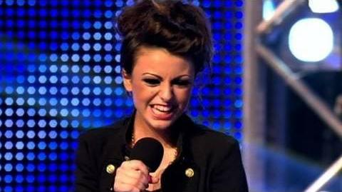 Cher Lloyd's X Factor Audition (Full Version) - itv