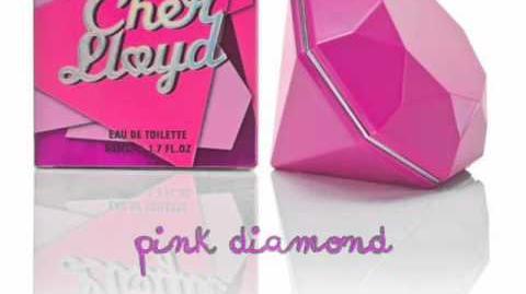 Cher Lloyd ~ Pink Diamond Perfume