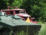 Chernobyl liquidators vehicles 8