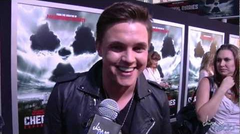 Jesse McCartney Talks 'Chernobyl Diaries' & New Album at Chernobyl Diaries Premiere