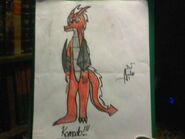 Fan art komodo the dragon lol by shadowweaver97-d57hjqr