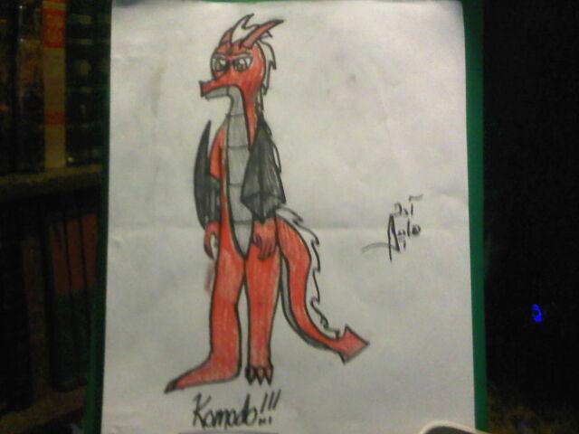 File:Fan art komodo the dragon lol by shadowweaver97-d57hjqr.jpg