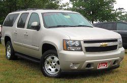 250px-2007 Chevrolet Suburban LT -- 07-10-2010 1