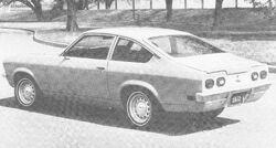 1972 Vega - Motor Trend '72 Buyers Guide