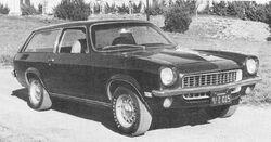 72 Vega wagon - World Car Guide June 1972