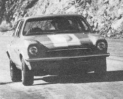1973 Vega GT Motor Trend Feb. 1973
