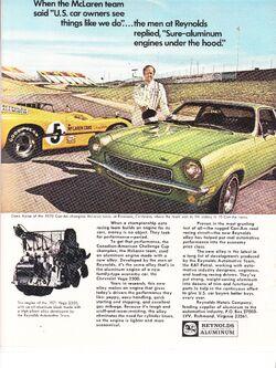 Reynolds Aluminum Ad - Hemmings Motor News Feb. 2016