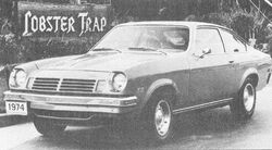 74 Vega R&T Oct. 1973