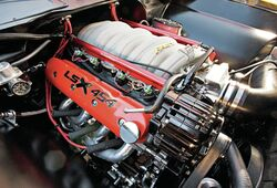 1971 Vega V8 - Hot Rod 2013