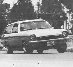 Vega GT Kammback - Cars International
